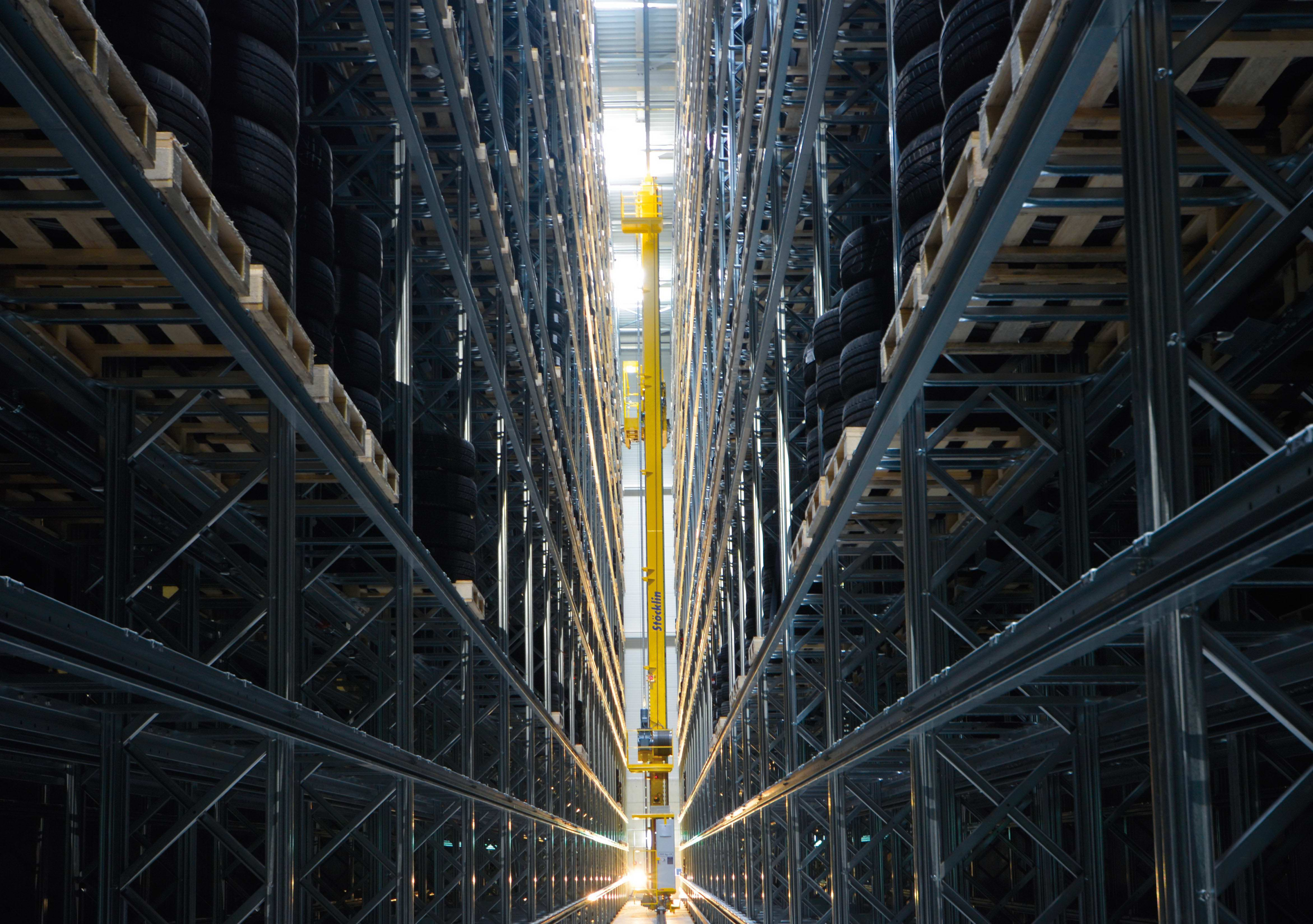 Best practice automated warehouse
