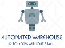 Automated Warehouse from the Bestlog